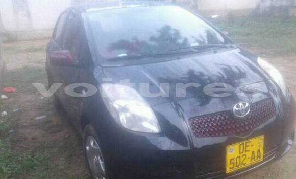 Acheter Occasion Voiture Toyota Yaris Noir à Libreville au Estuaire