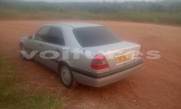Acheter Occasion Voiture Mercedes‒Benz C-Class Gris à Libreville au Estuaire