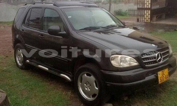 Acheter Occasion Voiture Mercedes‒Benz ML–Class Noir à Libreville, Estuaire