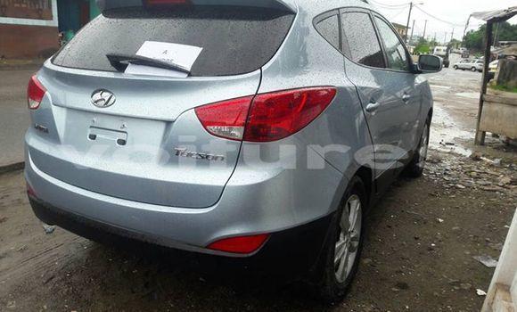 Acheter Occasion Voiture Hyundai Tucson Gris à Libreville au Estuaire