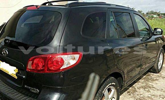 Acheter Occasion Voiture Hyundai Santa Fe Noir à Libreville, Estuaire