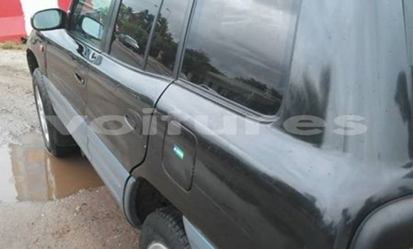 Acheter Occasion Voiture Toyota RAV4 Noir à Libreville au Estuaire