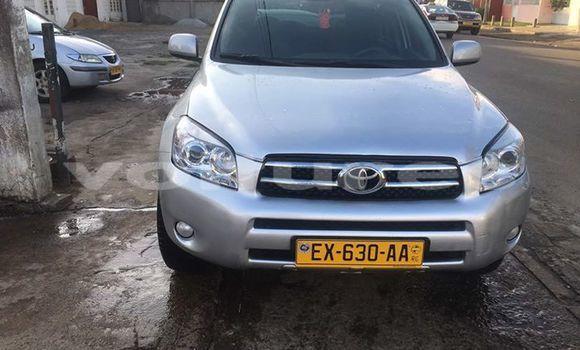 Acheter Occasion Voiture Toyota RAV4 Gris à Libreville au Estuaire