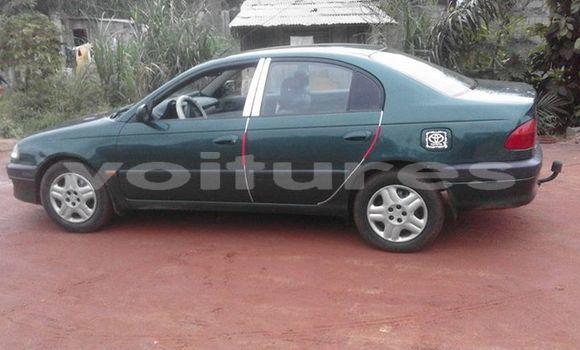 Acheter Occasion Voiture Toyota Avensis Vert à Libreville au Estuaire