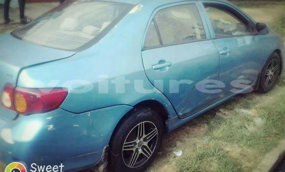 Acheter Occasions Voiture Toyota Corolla Autre à Libreville au Estuaire