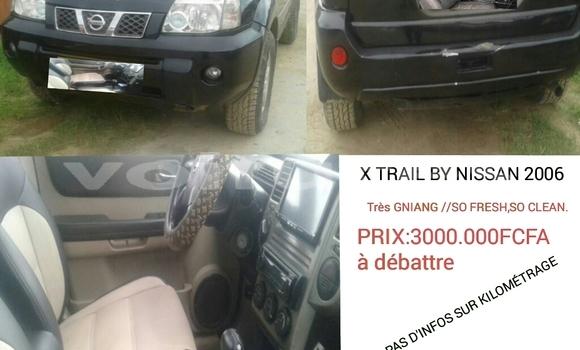 Acheter Occasion Voiture Nissan X–Trail Noir à Libreville, Estuaire
