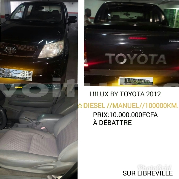 Big with watermark hilux