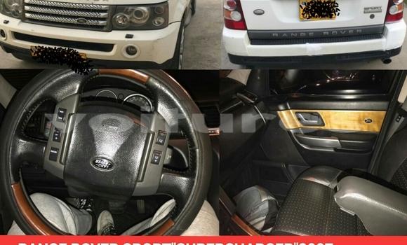 Acheter Occasion Voiture Land Rover Range Rover Blanc à Libreville au Estuaire
