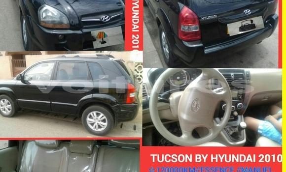 Acheter Occasion Voiture Hyundai Tucson Noir à Libreville au Estuaire