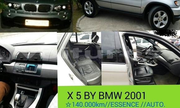 Acheter Occasion Voiture BMW X5 Gris à Libreville au Estuaire