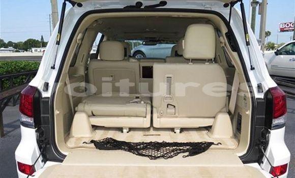 Acheter Occasion Voiture Lexus LX 570 Blanc à Libreville, Estuaire