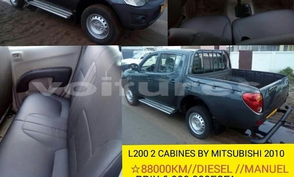 Acheter Occasion Voiture Mitsubishi L200 Autre à Libreville au Estuaire