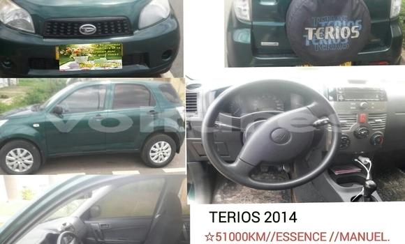 Acheter Occasion Voiture Daihatsu Terios Vert à Libreville au Estuaire