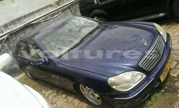 Acheter Occasion Voiture Mercedes‒Benz S-Class Bleu à Libreville au Estuaire