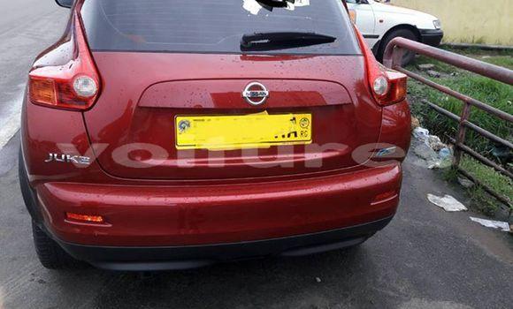 Acheter Occasion Voiture Nissan Juke Rouge à Libreville, Estuaire