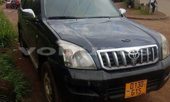 Acheter Occasions Voiture Toyota Land Cruiser Prado Autre à Libreville au Estuaire