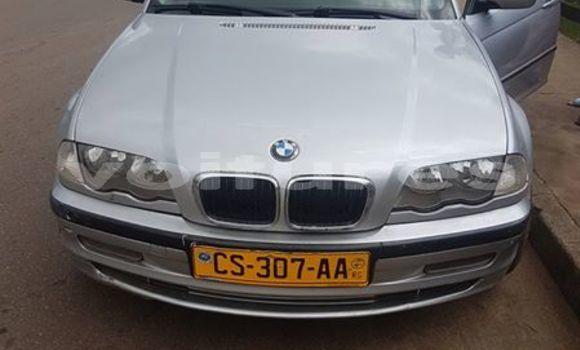 Acheter Occasion Voiture BMW 3-Series Gris à Libreville au Estuaire