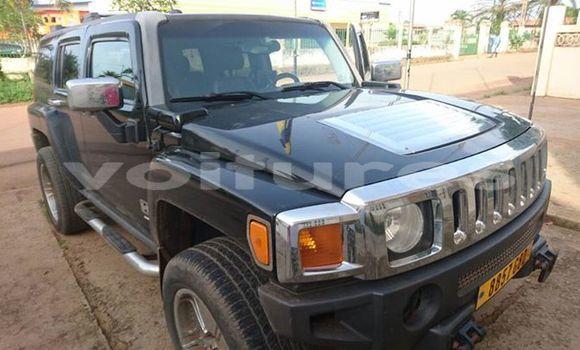 Acheter Occasion Voiture Hummer H3 Noir à Libreville au Estuaire