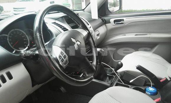 Acheter Occasion Voiture Mitsubishi Pajero Gris à Libreville au Estuaire