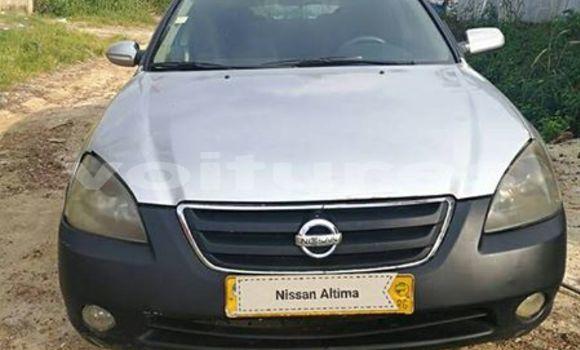 Acheter Occasion Voiture Nissan Altima Gris à Libreville au Estuaire