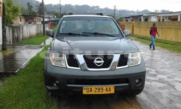 Acheter Occasion Voiture Nissan Pathfinder Gris à Libreville au Estuaire