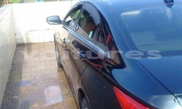 Acheter Occasion Voiture Hyundai Sonata Noir à Libreville au Estuaire