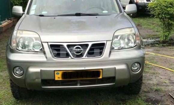 Acheter Occasion Voiture Nissan X-Trail Gris à Libreville au Estuaire