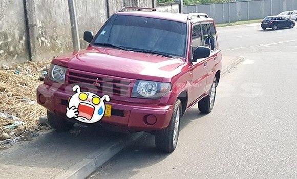 Acheter Occasion Voiture Mitsubishi Pajero Autre à Libreville au Estuaire
