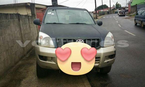 Acheter Occasion Voiture Toyota Prado Autre à Libreville au Estuaire