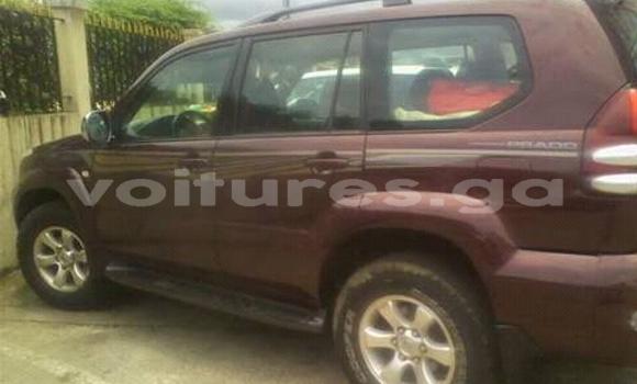 Acheter Occasion Voiture Toyota Prado Autre à Libreville, Estuaire
