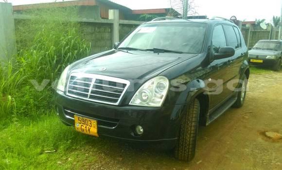 Acheter Neuf Voiture SsangYong Rexton Noir à Libreville au Estuaire