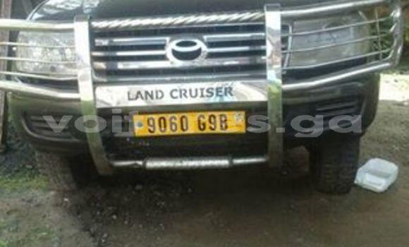 Acheter Occasions Voiture Toyota Land Cruiser Noir à Libreville au Estuaire