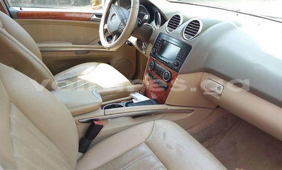 Acheter Occasion Voiture Mercedes‒Benz ML–Class Gris à Libreville, Estuaire