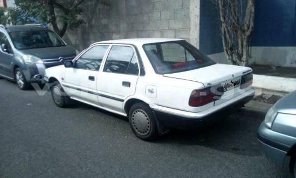 Acheter Occasions Voiture Toyota Corolla Blanc à Libreville au Estuaire