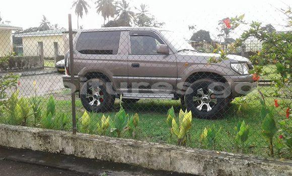 Acheter Occasion Voiture Toyota Land Cruiser Prado Autre à Libreville, Estuaire