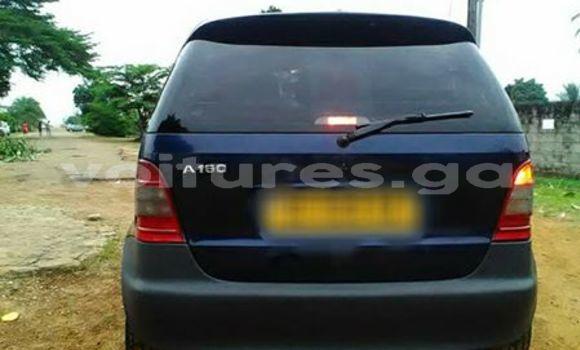 Acheter Occasion Voiture Mercedes‒Benz A-Class Bleu à Libreville au Estuaire