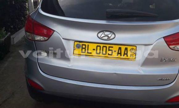 Acheter Occasion Voiture Hyundai ix35 Gris à Libreville au Estuaire