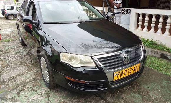 Acheter Occasion Voiture Volkswagen Passat Noir à Libreville au Estuaire