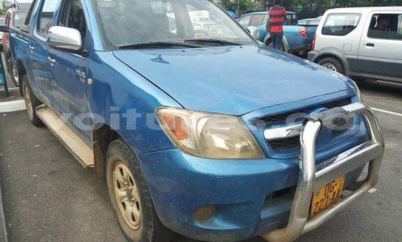 Acheter Occasion Voiture Toyota Land Cruiser Autre à Libreville au Estuaire