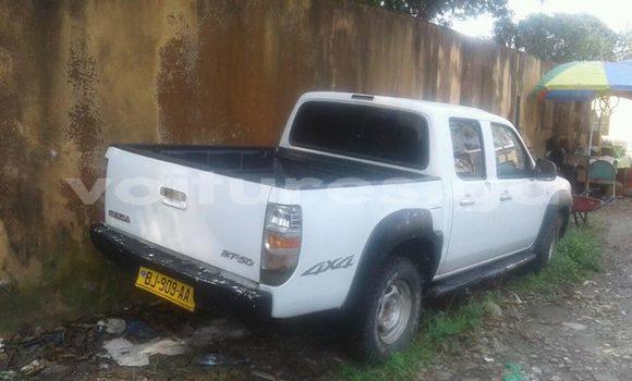 Acheter Occasion Voiture Mazda B-series Blanc à Libreville au Estuaire