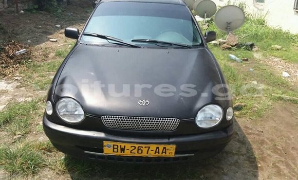 Acheter Occasion Voiture Toyota Corolla Noir à Libreville au Estuaire