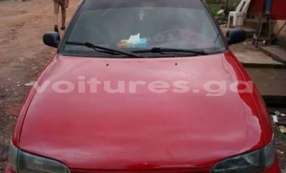 Acheter Occasion Voiture Toyota Corolla Rouge à Libreville au Estuaire
