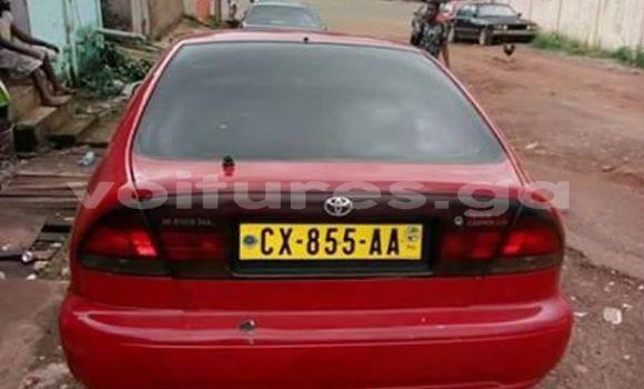 Acheter Occasions Voiture Toyota Corolla Rouge à Libreville au Estuaire