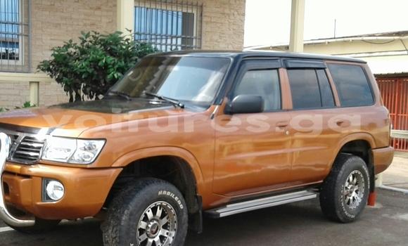 Acheter Occasion Voiture Nissan Patrol Autre à Port-Gentil au Ogooué-Maritime