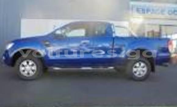 Acheter Neuf Voiture Ford Ranger Bleu à Libreville au Estuaire
