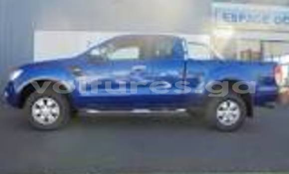 Acheter Neuf Voiture Ford Ranger Bleu à Libreville, Estuaire
