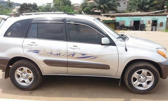 Acheter Occasions Voiture Toyota RAV4 Gris à Libreville au Estuaire