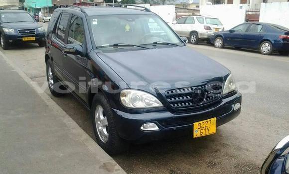 Acheter Occasion Voiture Mercedes‒Benz ML-Class Noir à Libreville au Estuaire