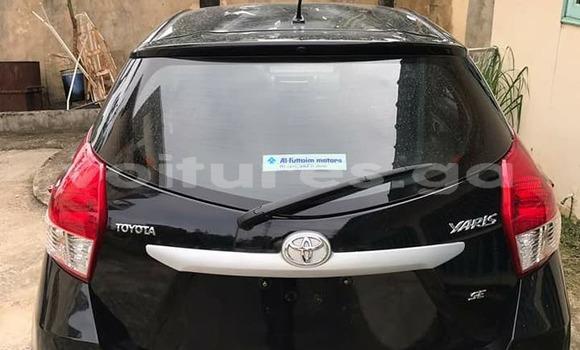 Acheter Occasion Voiture Toyota Yaris Noir à Libreville, Estuaire