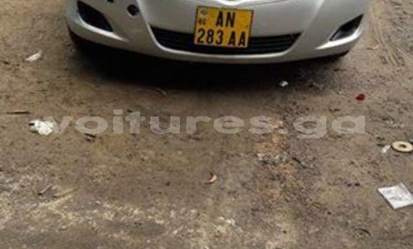 Acheter Occasion Voiture Toyota Yaris Gris à Libreville au Estuaire
